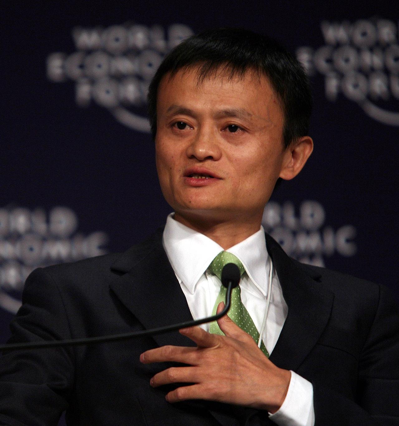 Alibaba blir bank
