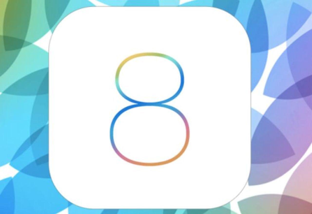 Apple släpper iOS 8.0.2