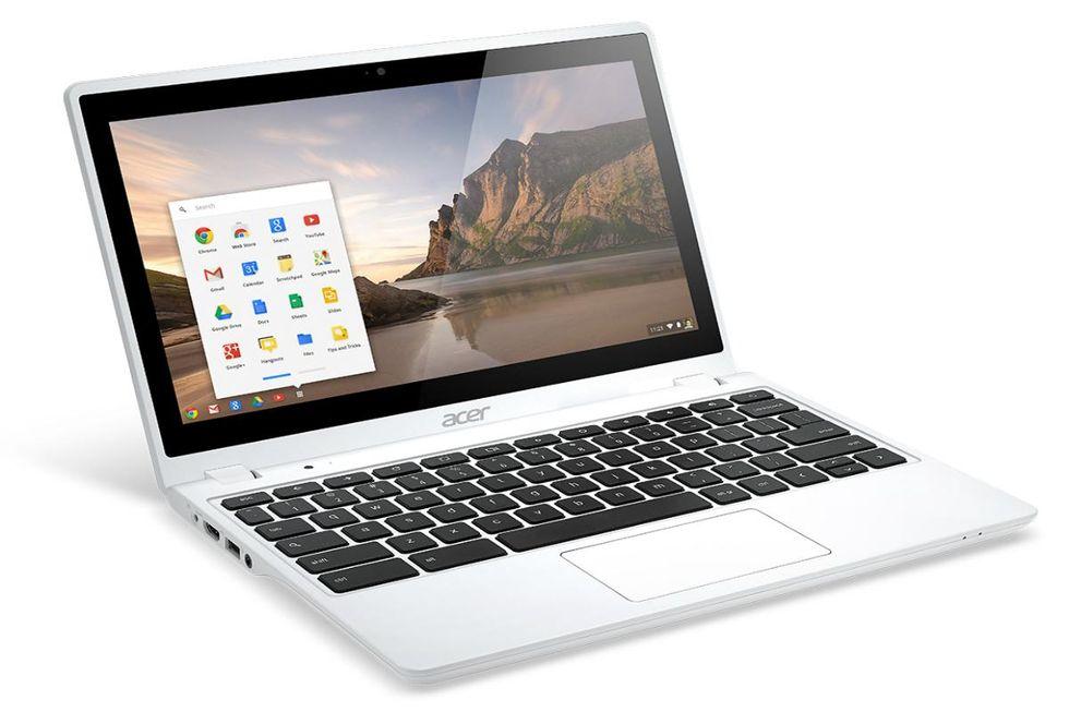 Acer förväntar sig att ta över efter Samsung i Europa