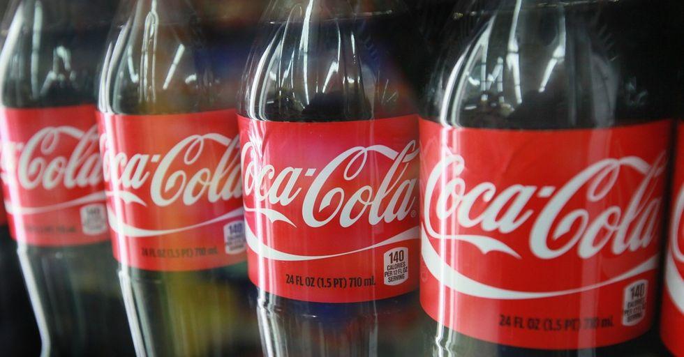 Coca-Cola installerar Wi-fi i sina varuautomater