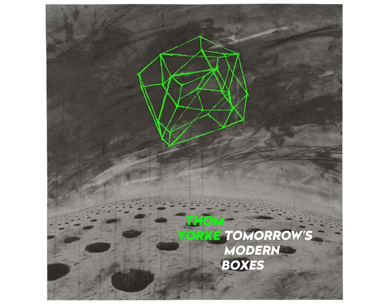 Thom Yorke säljer sitt album via BitTorrent