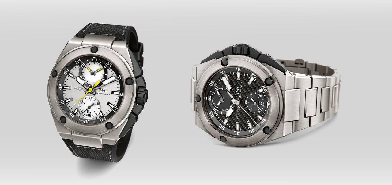 Lewis Hamilton och Nico Rosberg designar klockor
