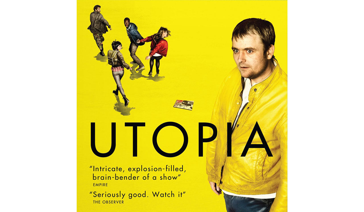 David Fincher regisserar hela Utopia