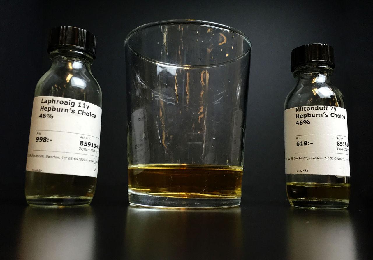 Ny god whisky på systembolaget imorgon
