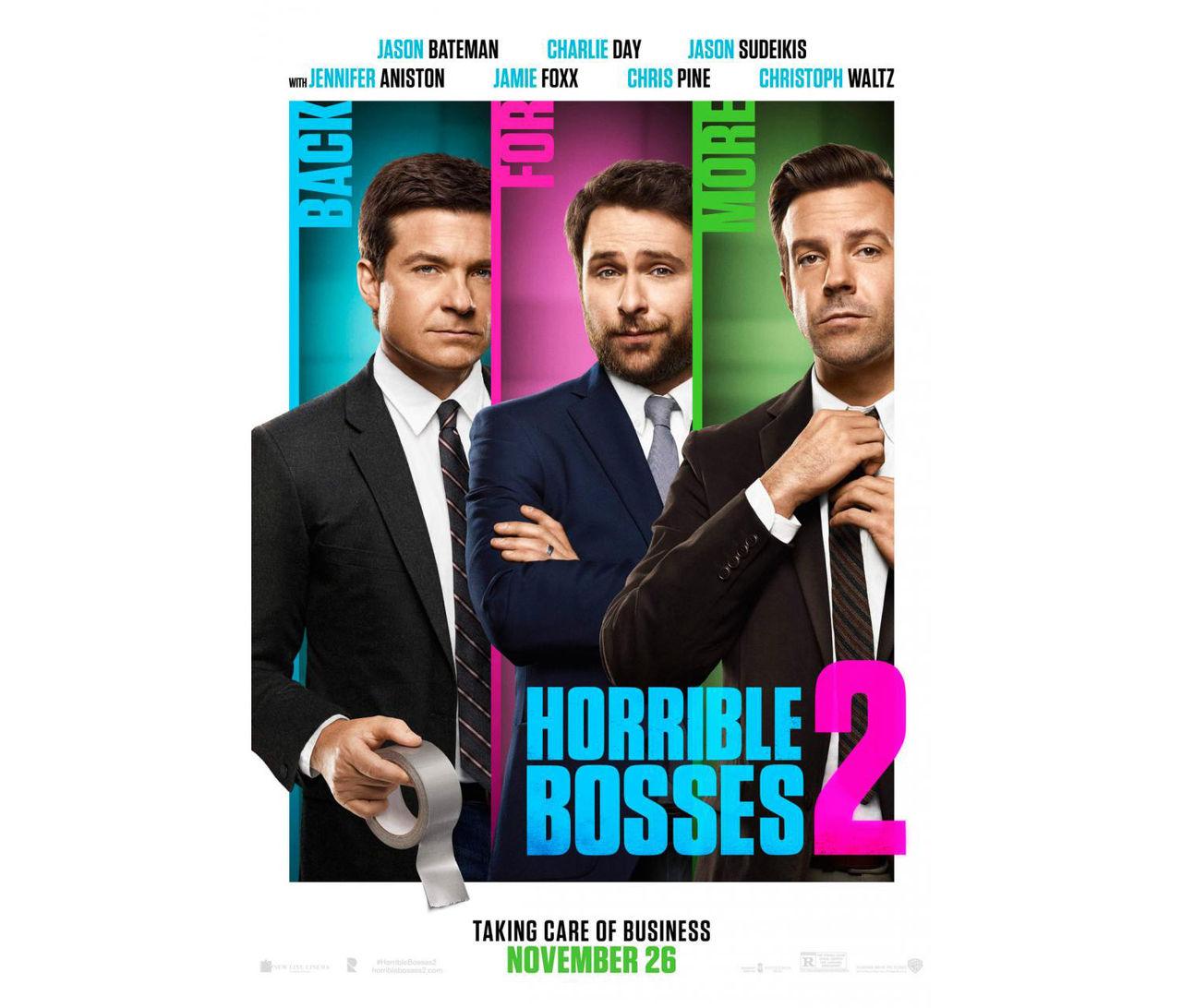 Trailer för Horrible Bosses 2