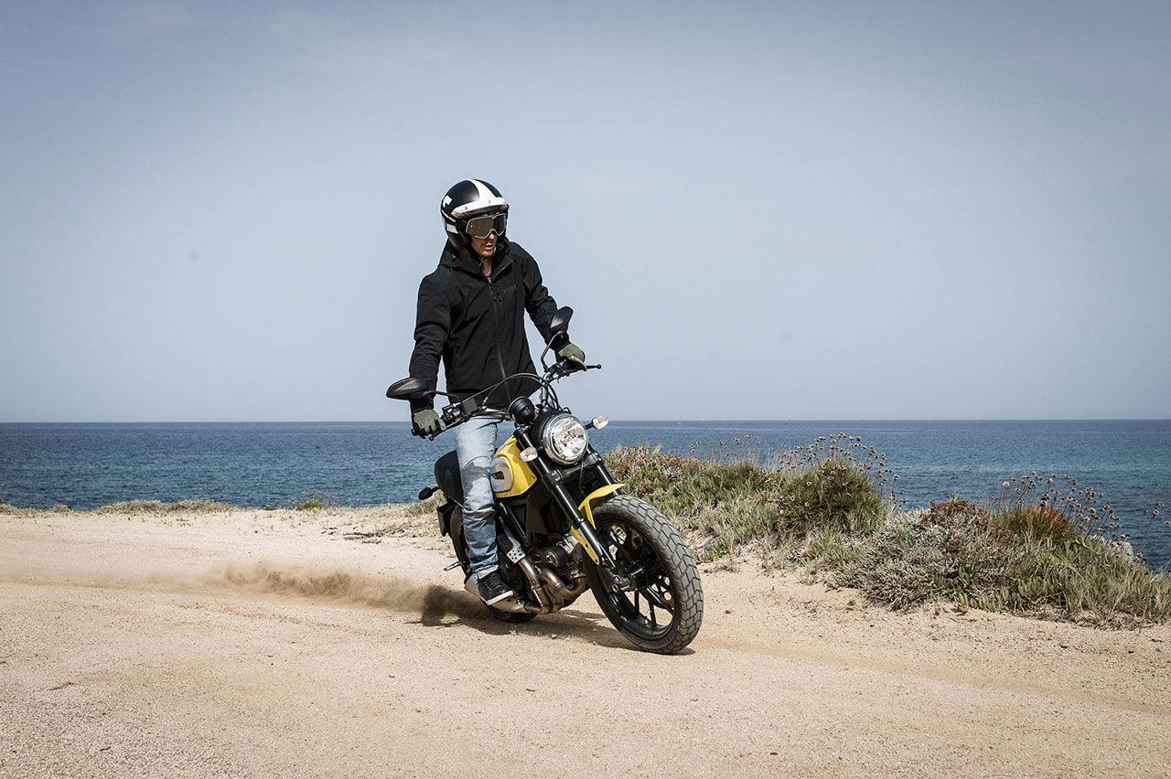 Ducati presenterar äntligen nya Scrambler