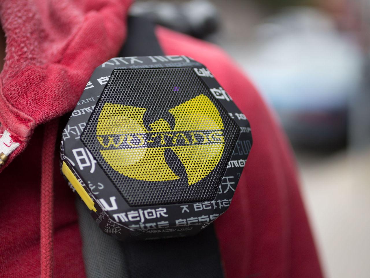 Wu-Tang Clans nästa album säljs i en bärbar högtalare