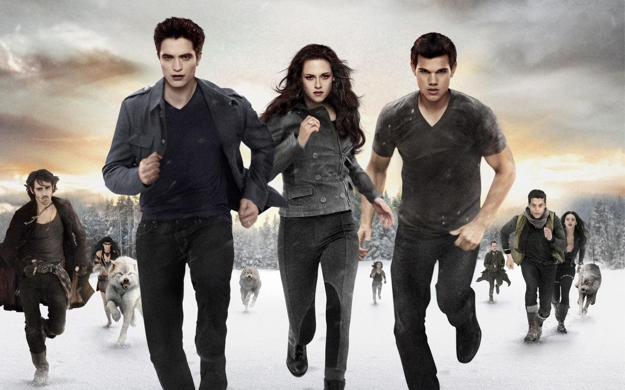 Twilight-kortfilmer till Facebook