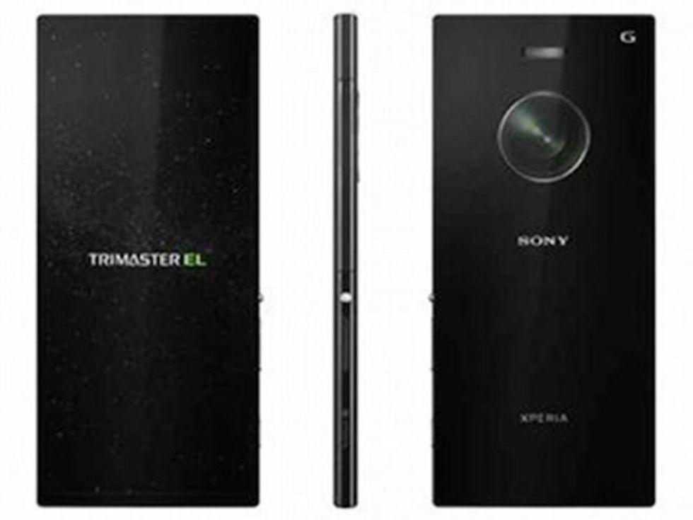 Ny Sony Xperia Z Ultra på gång?