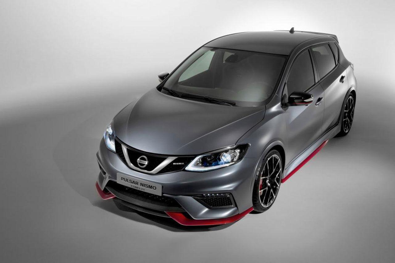 Nissan visar upp Pulsar i Nismokläder