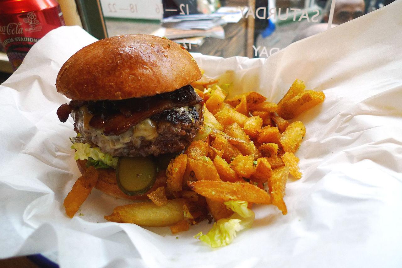 De 10 bästa hamburgerställena utanför USA