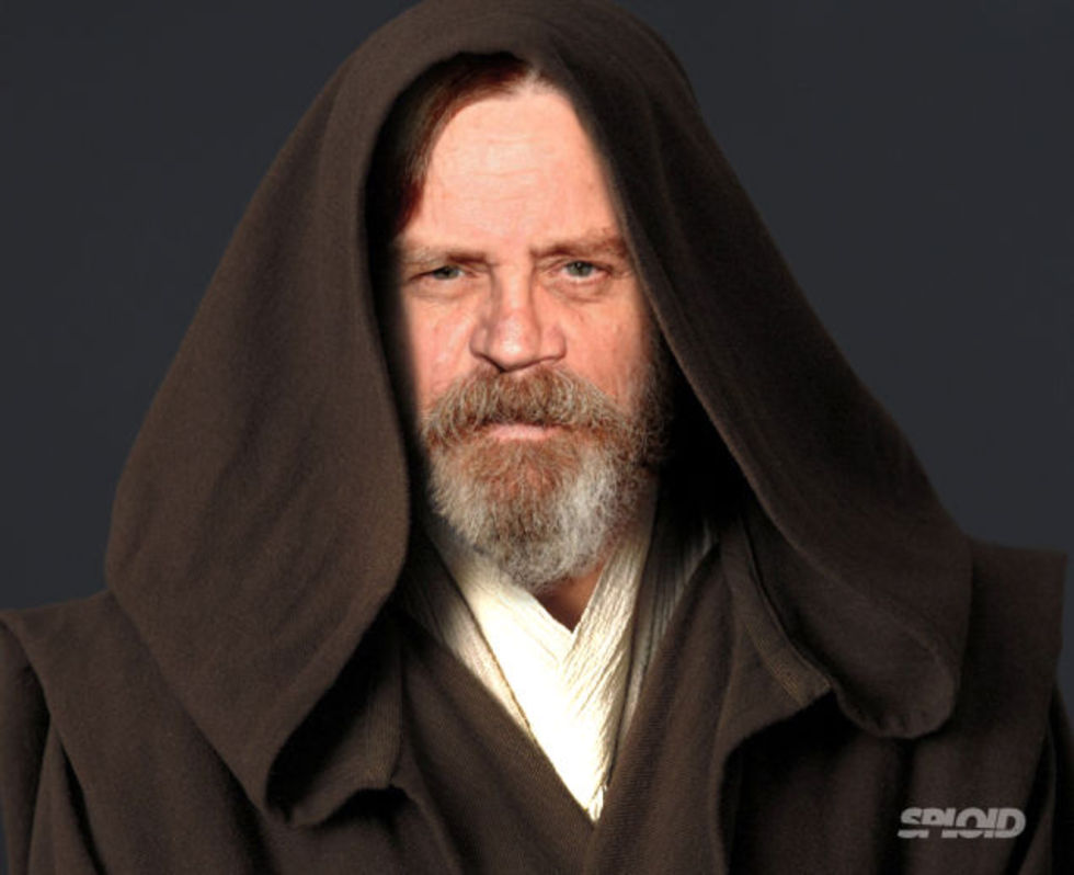 Luke Skywalker i Star Wars: Episod VII