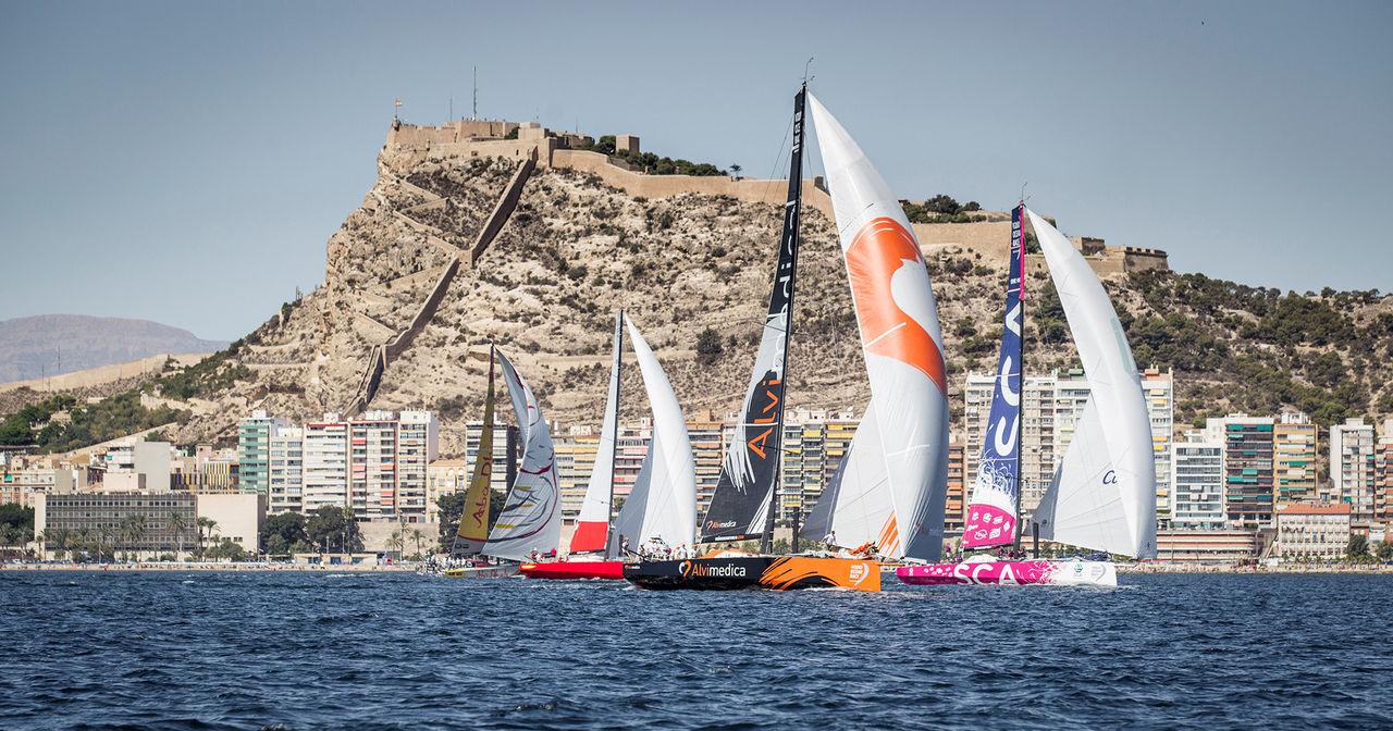 Volvo Ocean Race drar igång på lördag