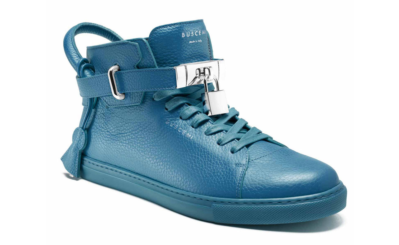 Ny sko i 100 mm-serien från Buscemi