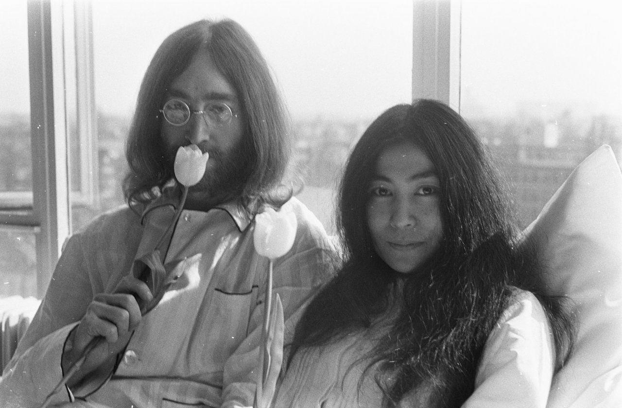 Allt med John Lennon finns nu på Spotify