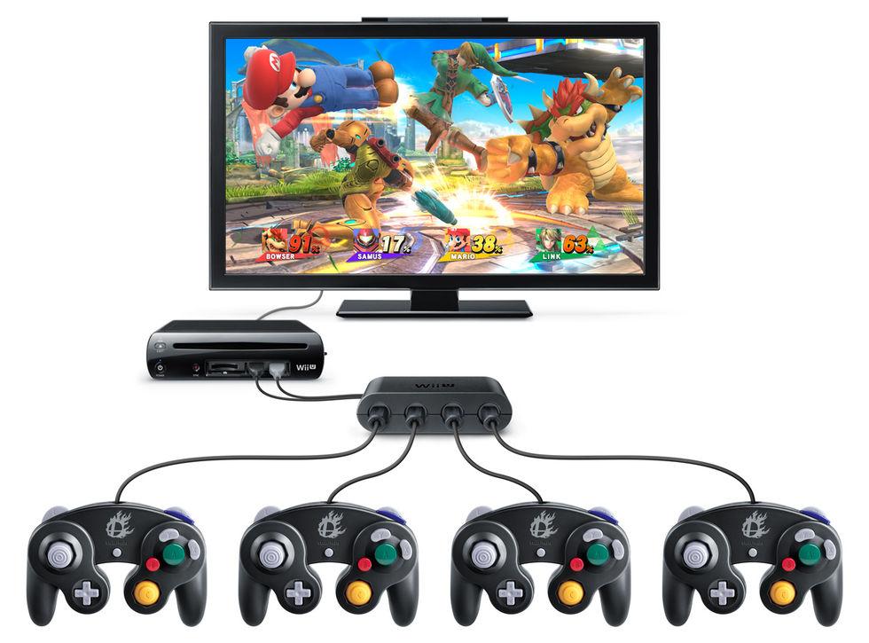 Spela fler Wii U-spel med Gamecubekontroll
