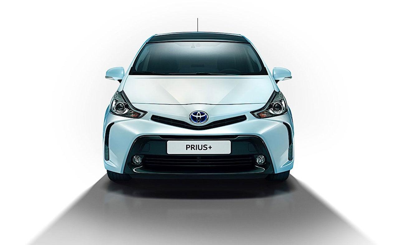 Toyota lyfter Prius+