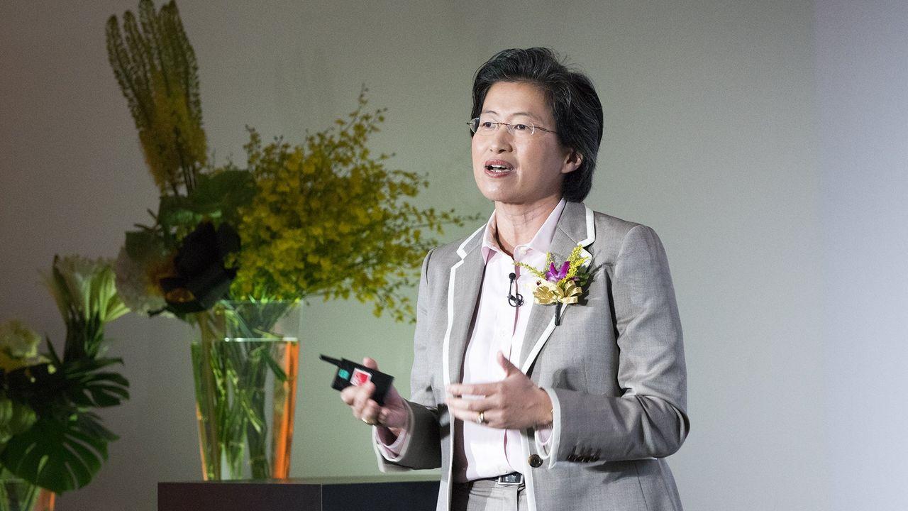 Lisa Su ersätter Rory Read som VD för AMD