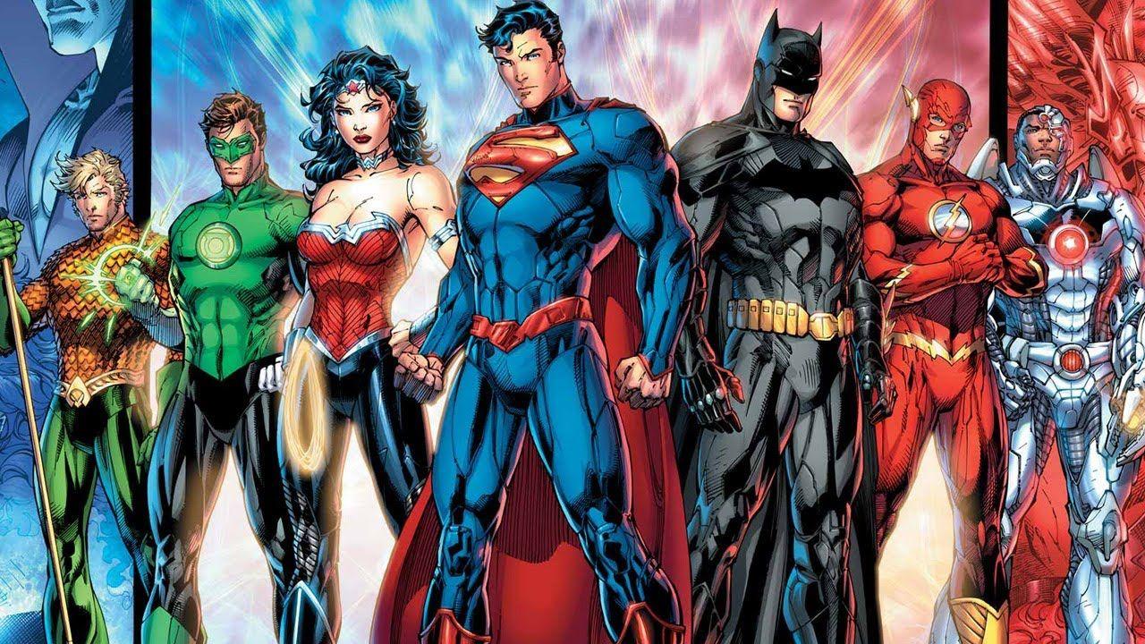 Warner avslöjar stora DC-planer