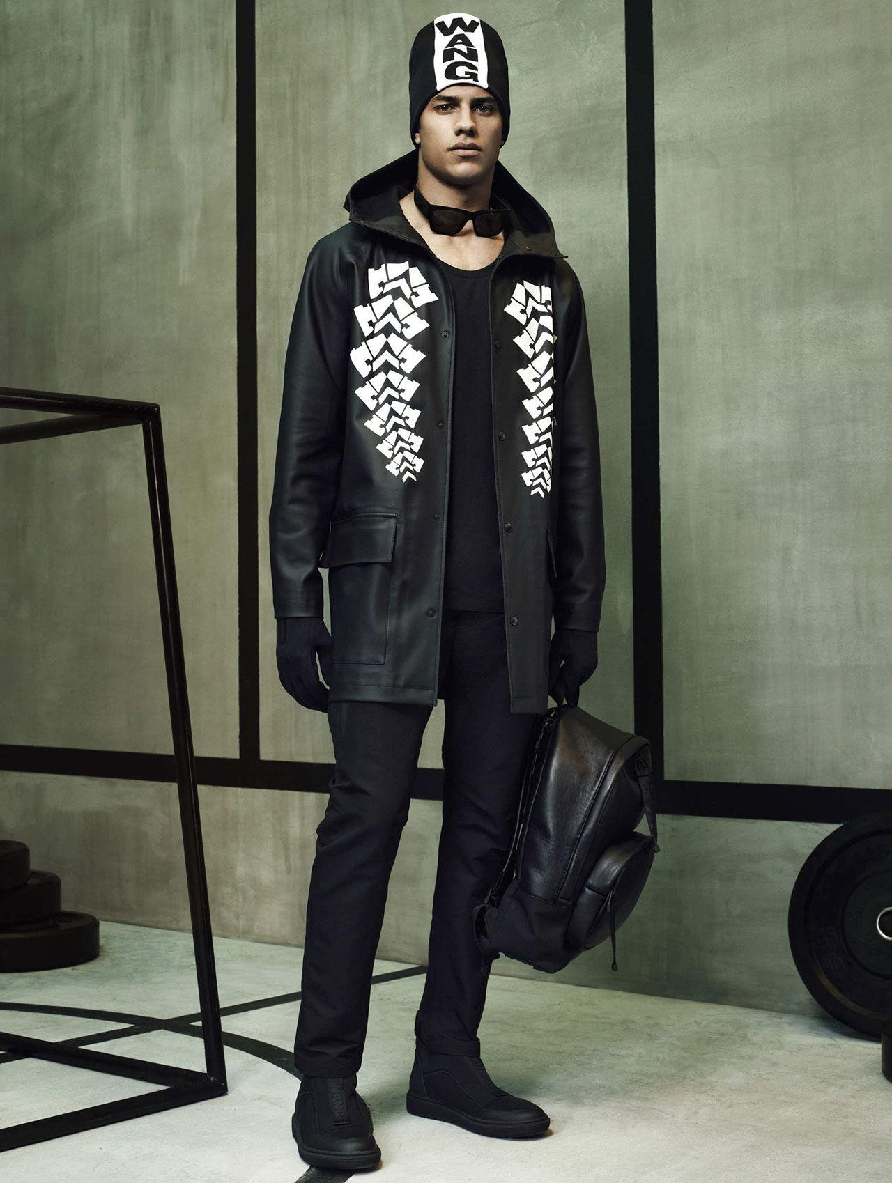 Här är allt från Alexander Wang x H&M