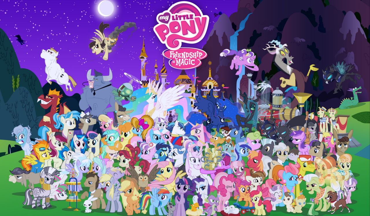 Ny My Little Pony-film på gång