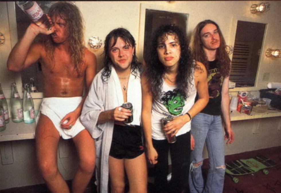 Metallica till Blizzcon