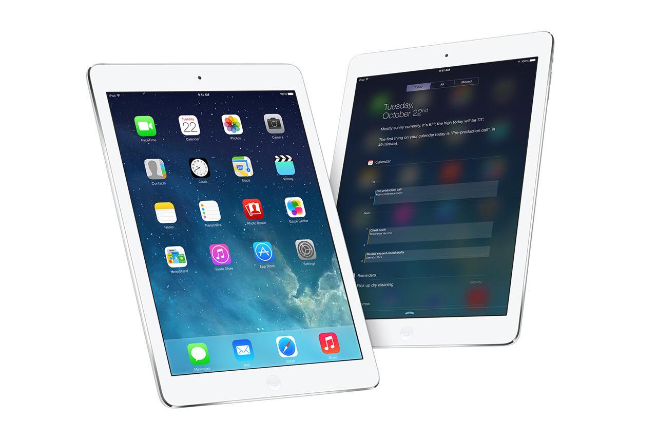 iPad Air 2 benchmarkad