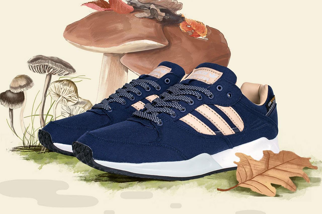 Höstskor från Adidas och Sneakersnstuff