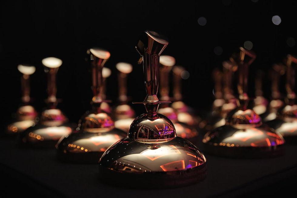 Spana in Golden Joystick Awards 2014