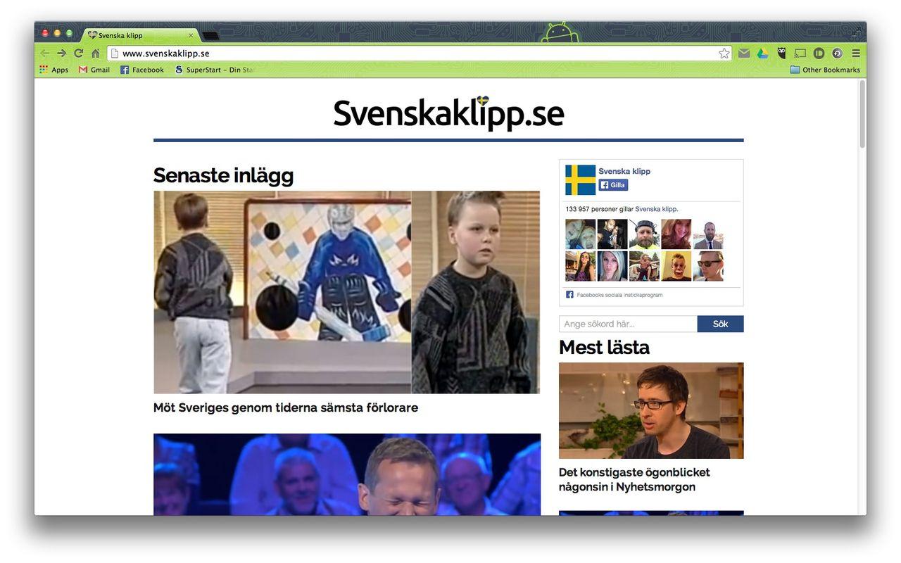 Schibsted köper Facebookgruppen Svenska Klipp