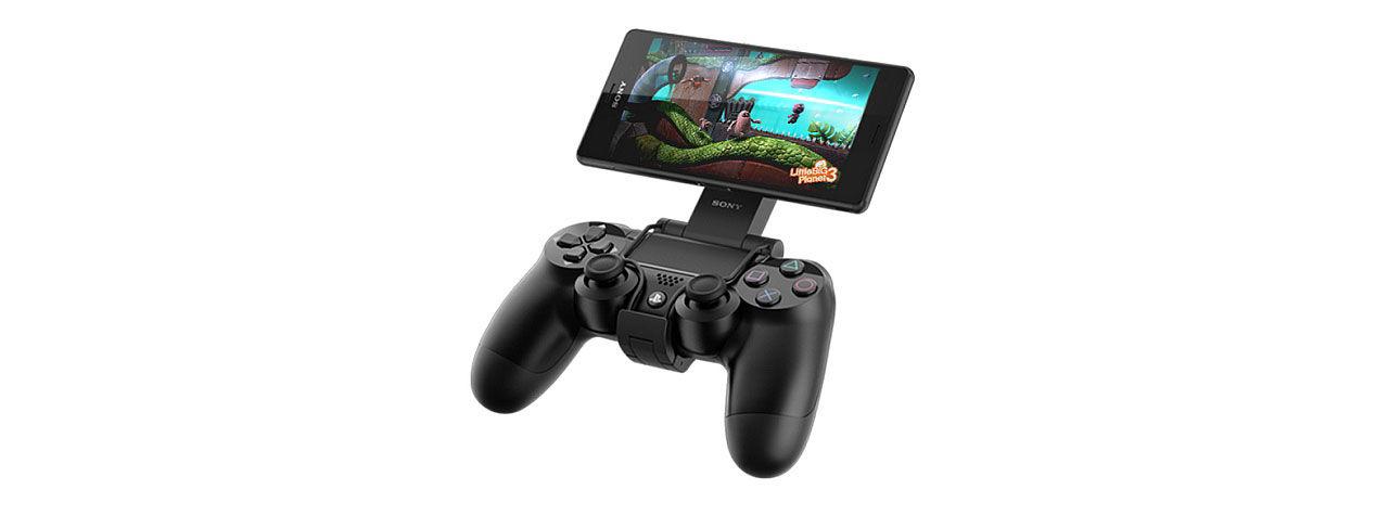 Nu Finns Sony Remote Play I Play Store Spela Ps4 Spel På Sin Mobil