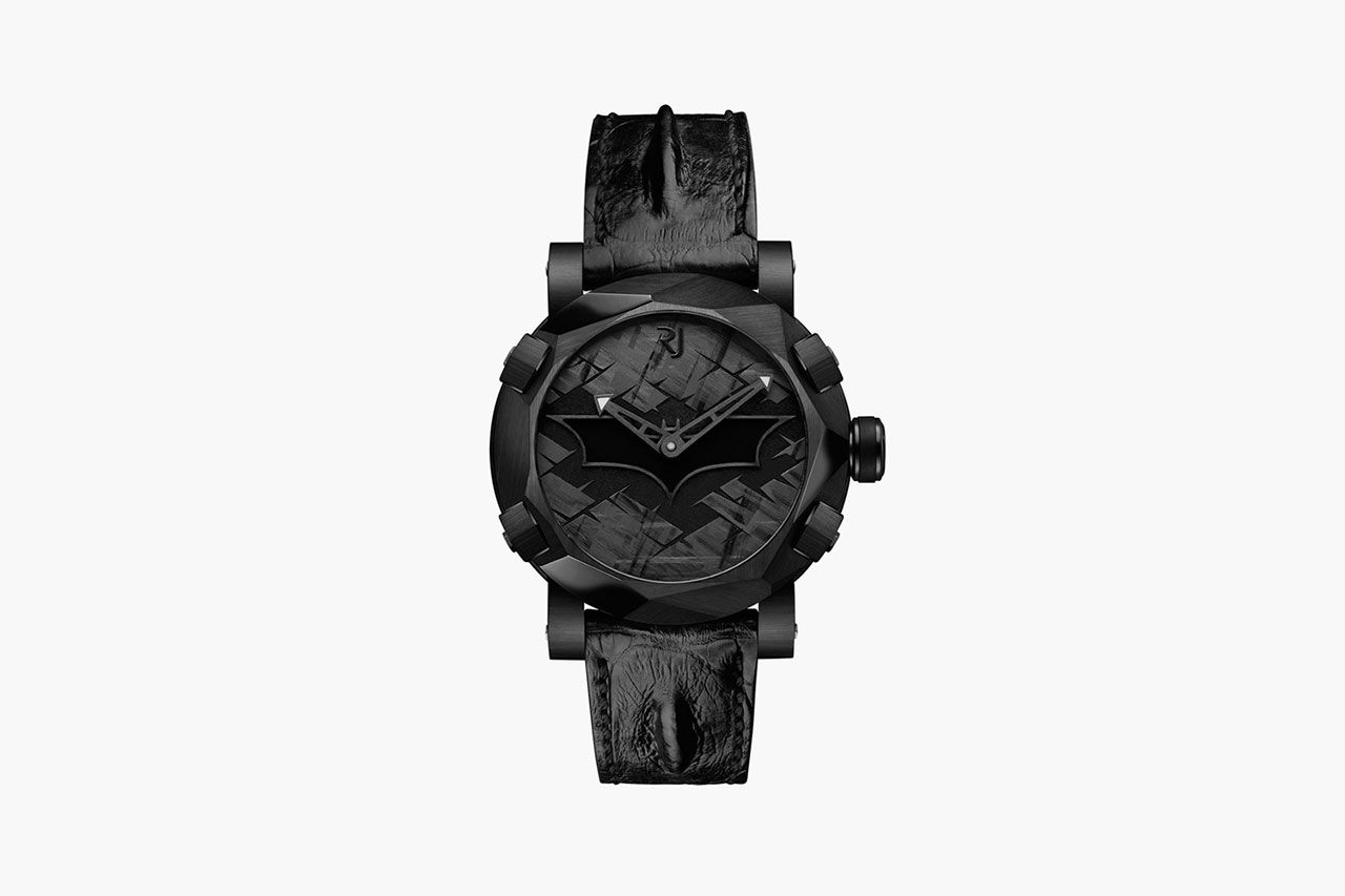 Romain Jerome släpper Batman-klocka