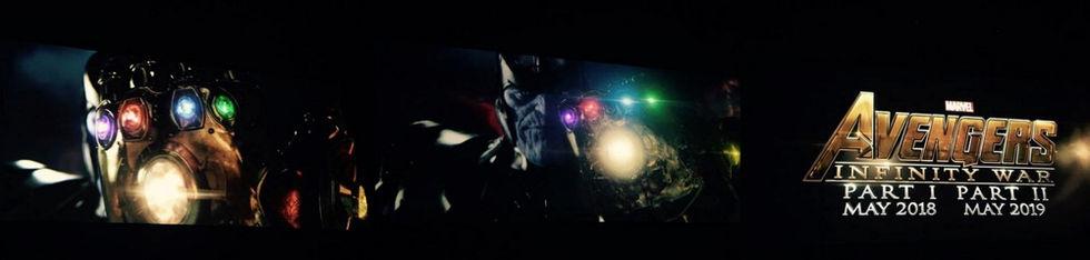 Marvel Studios avslöjar framtida filmtitlar