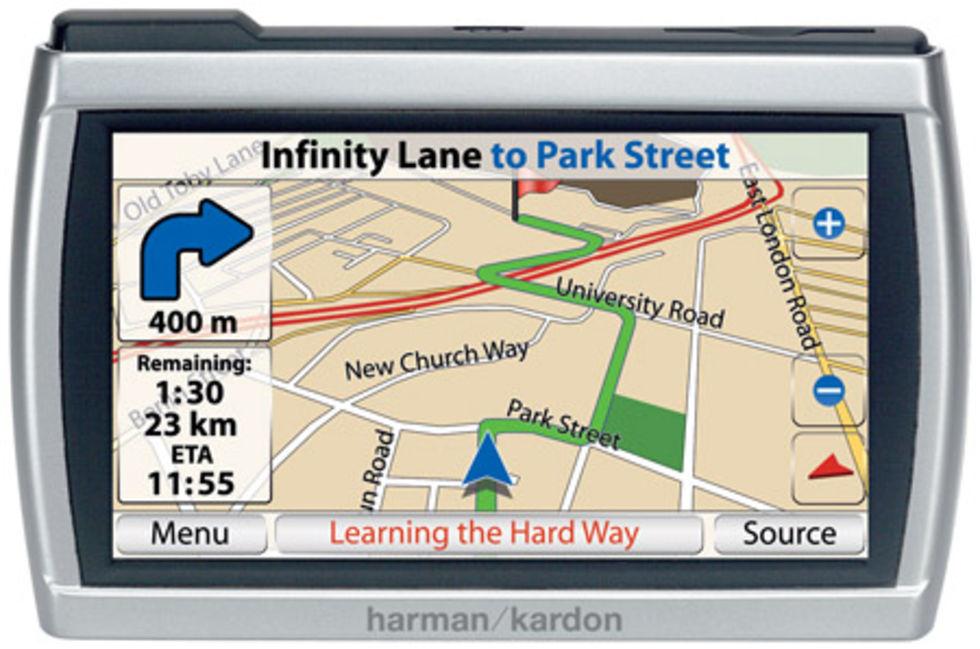 Årets Julklapp = GPS-mottagare