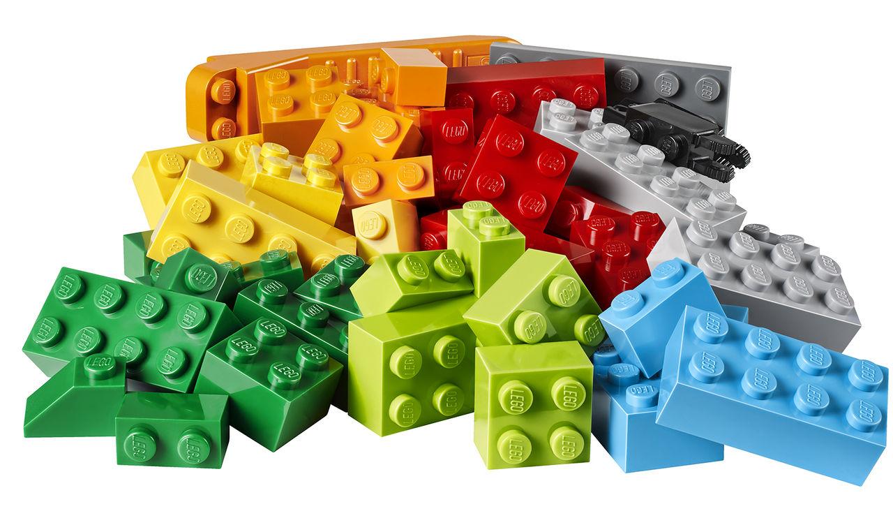 LEGO är världens mest inflytelserika leksak
