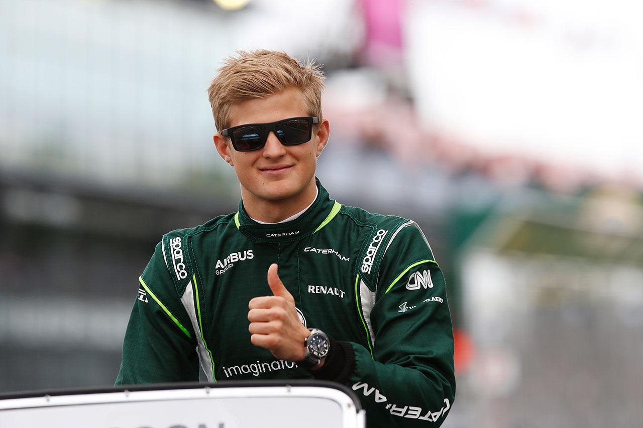 Marcus Ericsson byter F1-stall