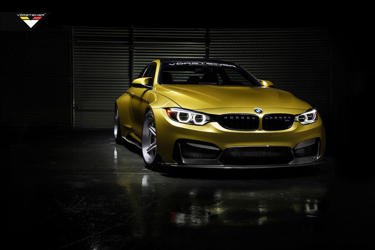 Vorsteiner fläskar till BMW M4