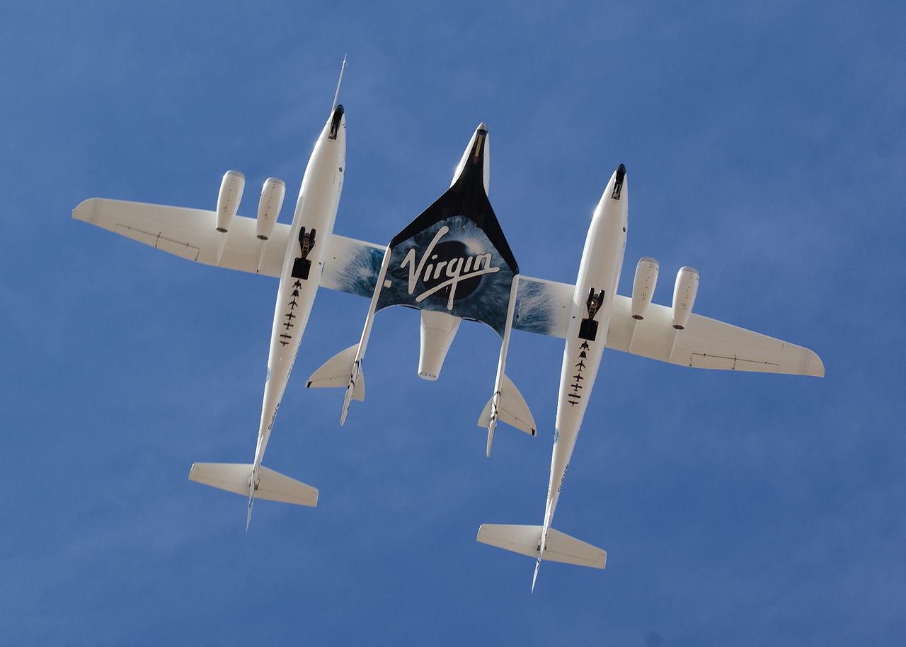 Virgin Galactic kan ha nytt rymdskepp klart nästa år