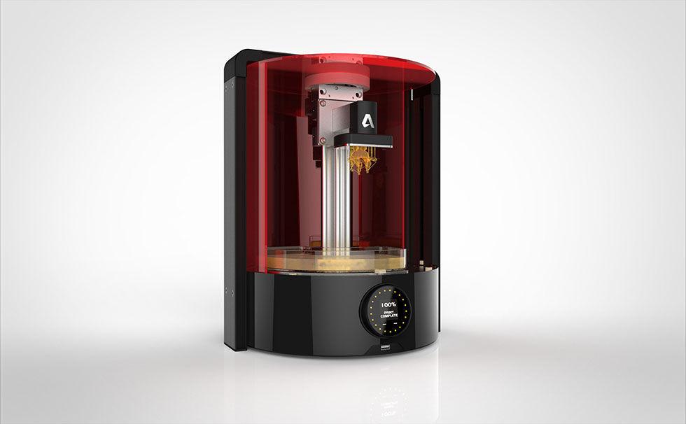 Autodesk investerar 100 miljoner dollar i 3D-skrivarfond