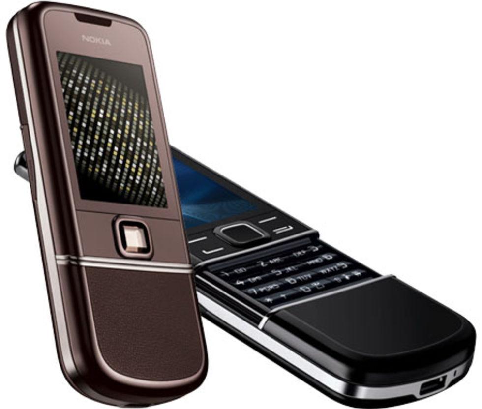 Nokia blingar till sin 8800 igen