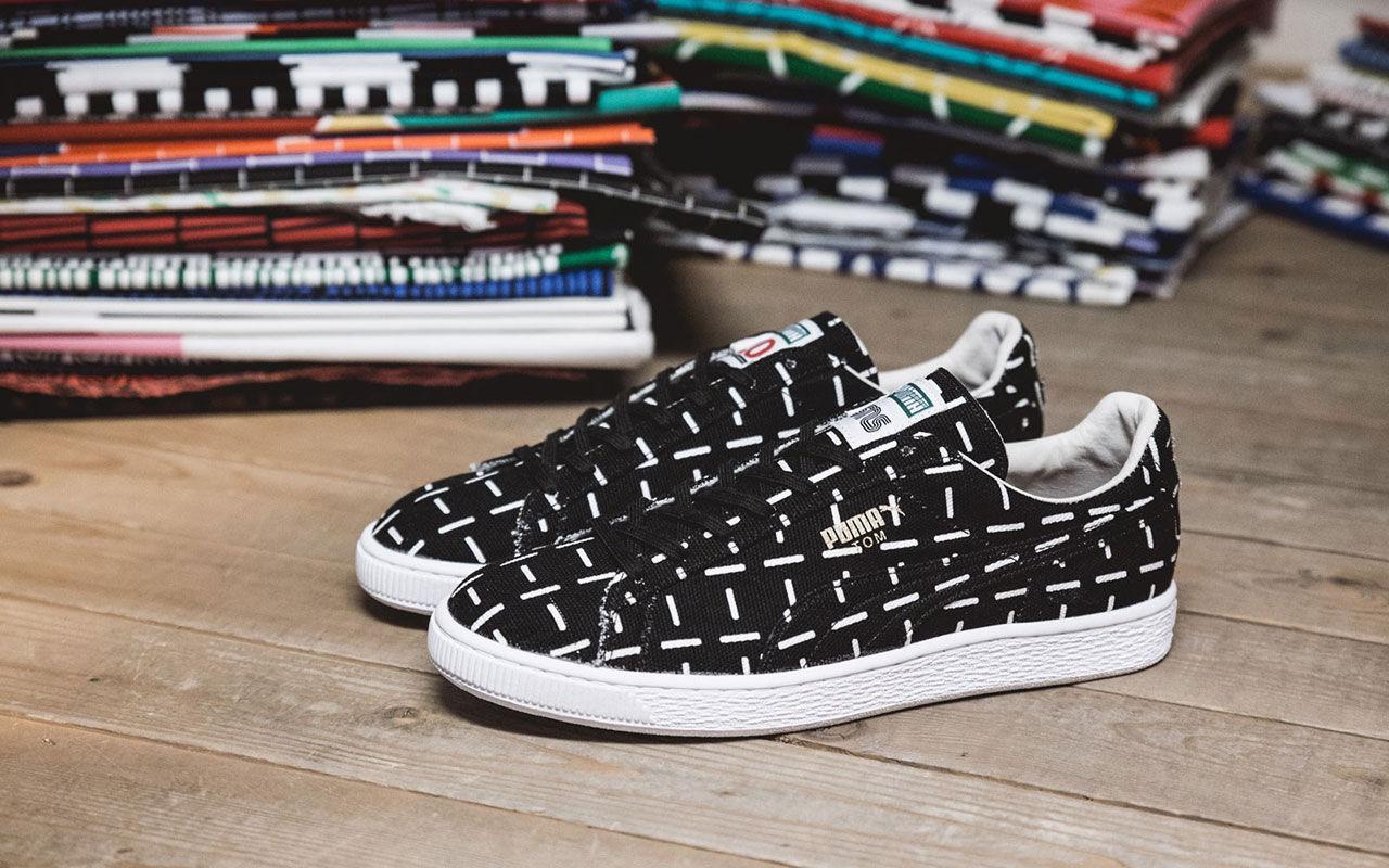 Sneakersnstuff gör skor med 10-gruppen