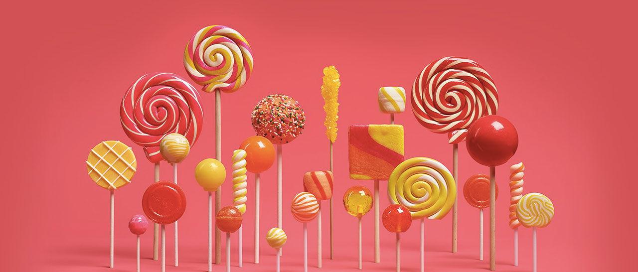 Nu har Android 5.0 Lollipop börjat rulla ut