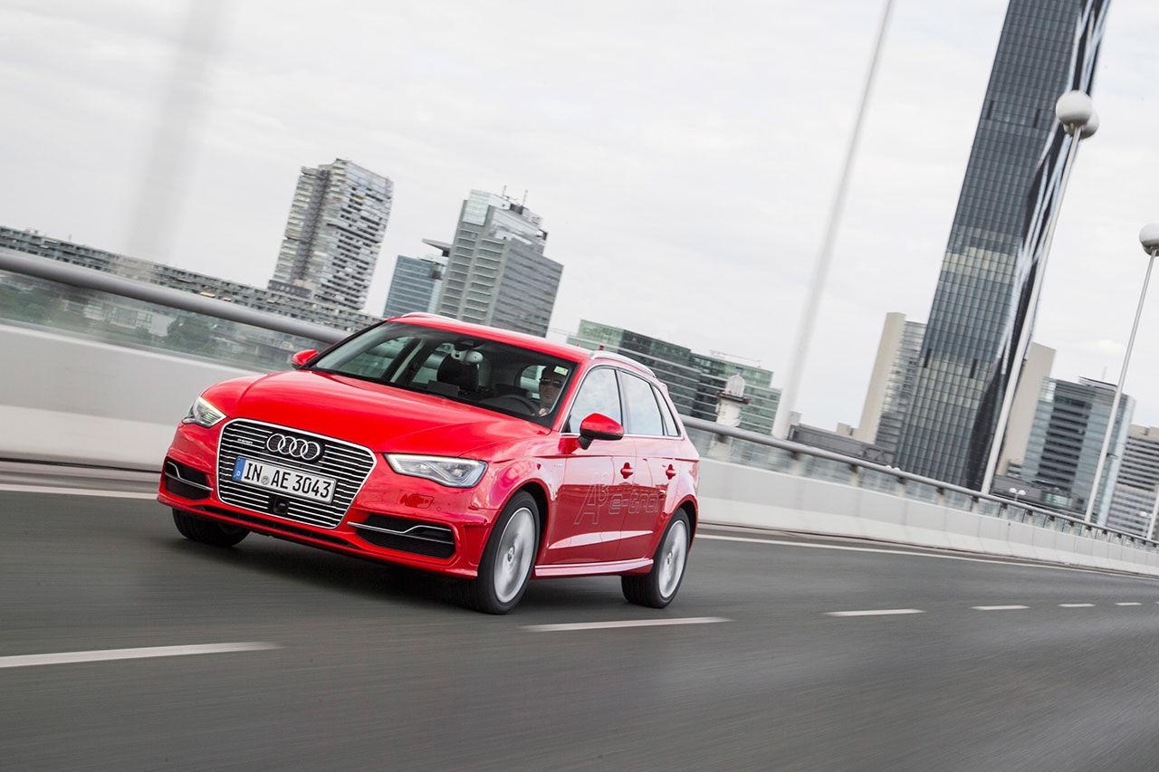 Audi A3 e-tron blir din för 372 500 kronor