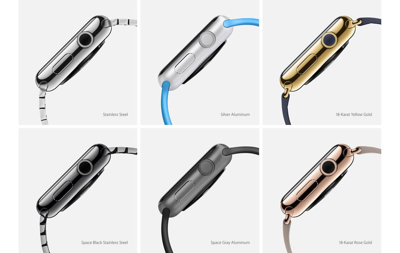 Spekulationer om priset på Apple Watch