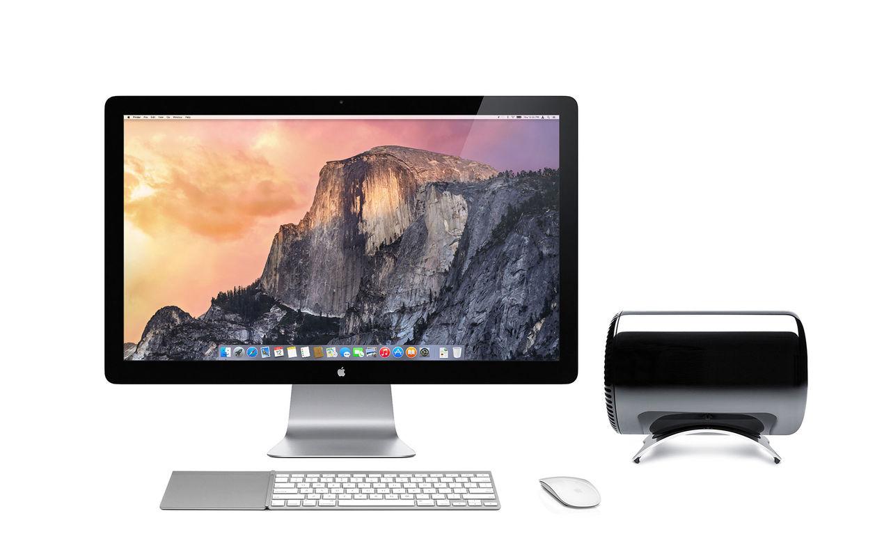 En tron för din Mac Pro