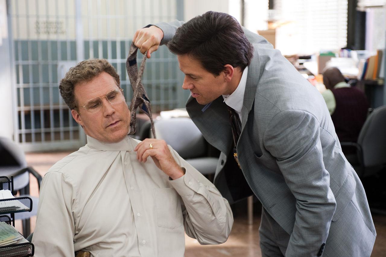 Ferrell och Wahlberg aktuella i ny komedi