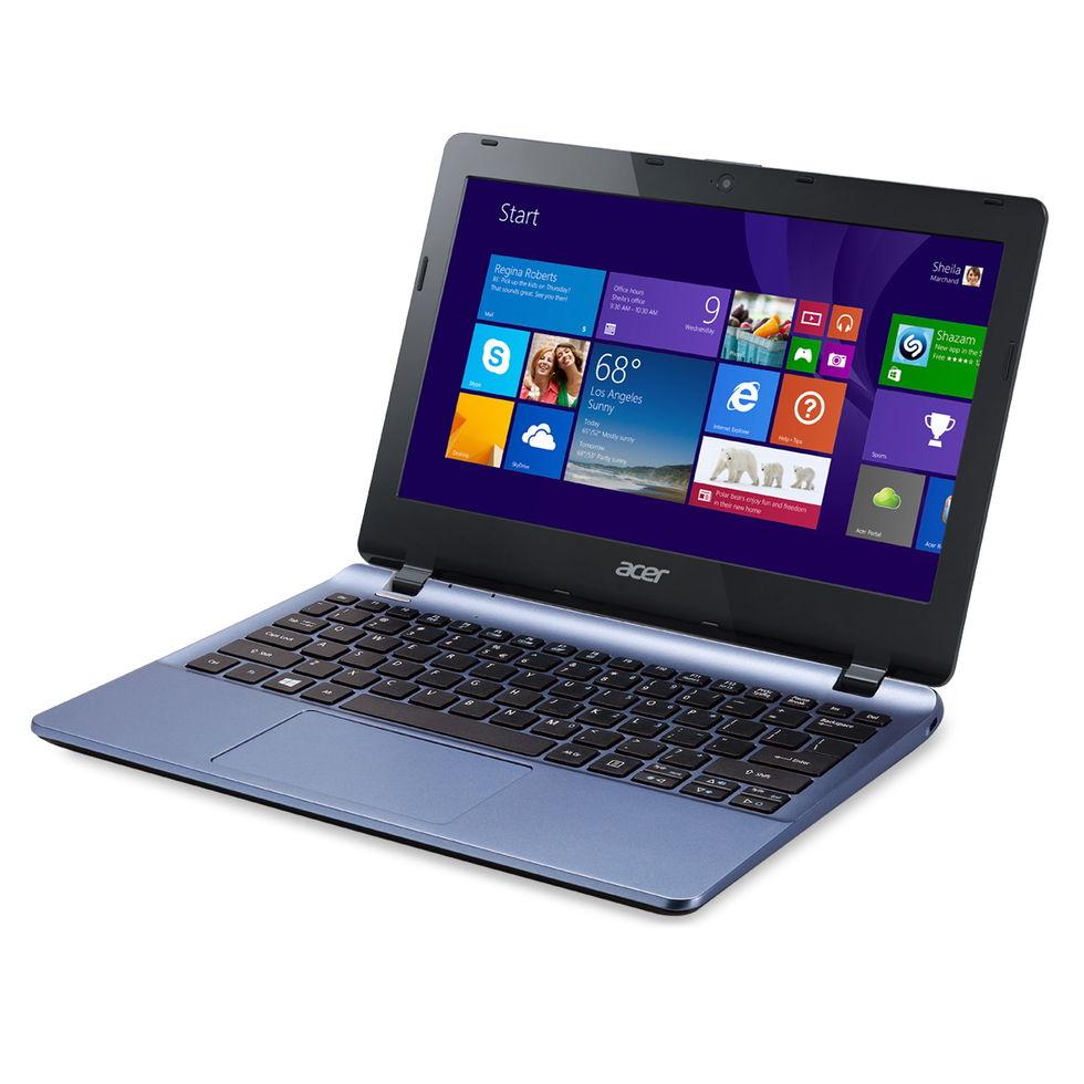 Acer presenterar Aspire E 11