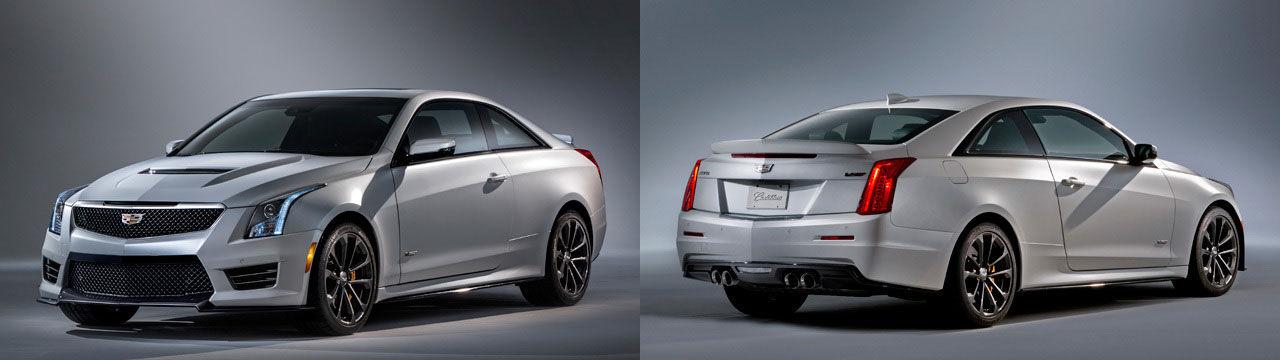 Cadillac ATS-V läcker ut
