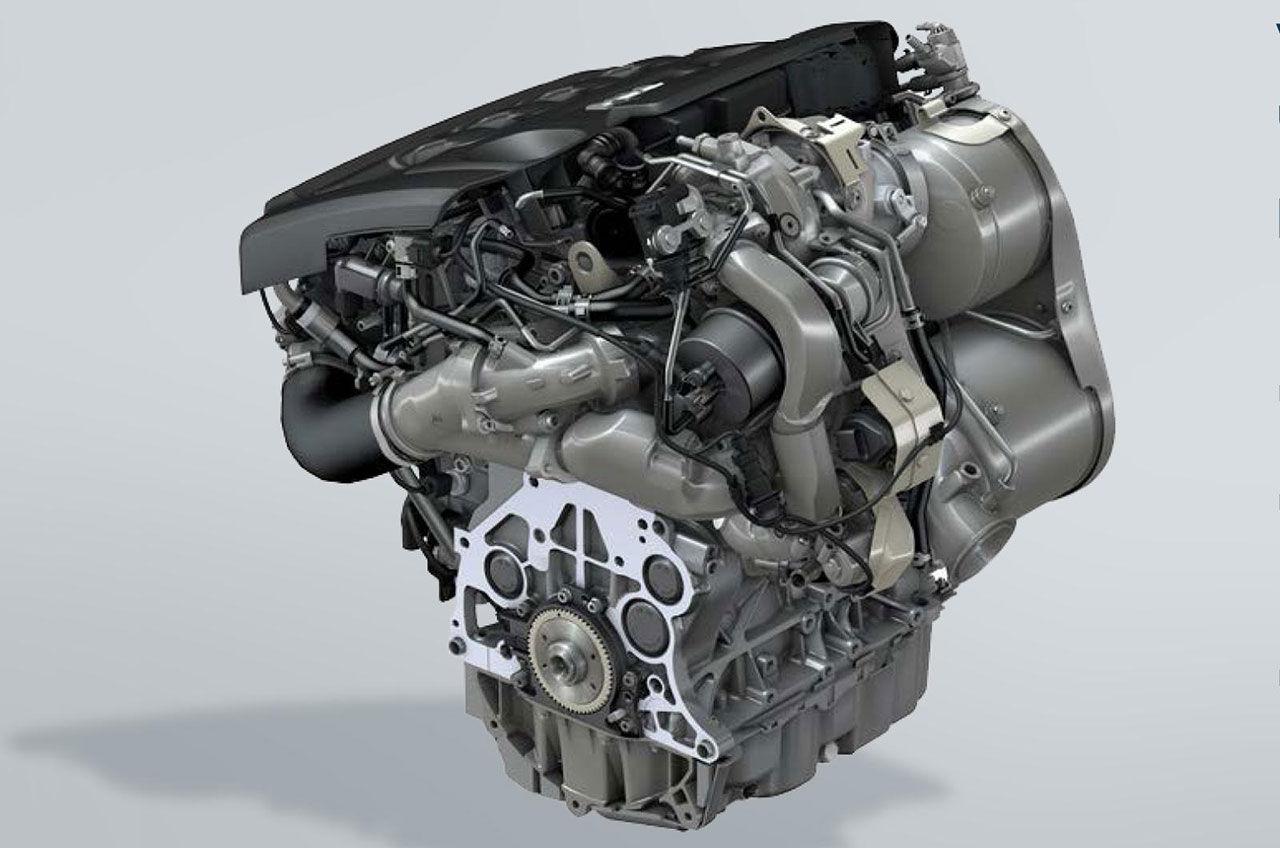 Volkswagen presenterar 272 hästar stark dieselfyra