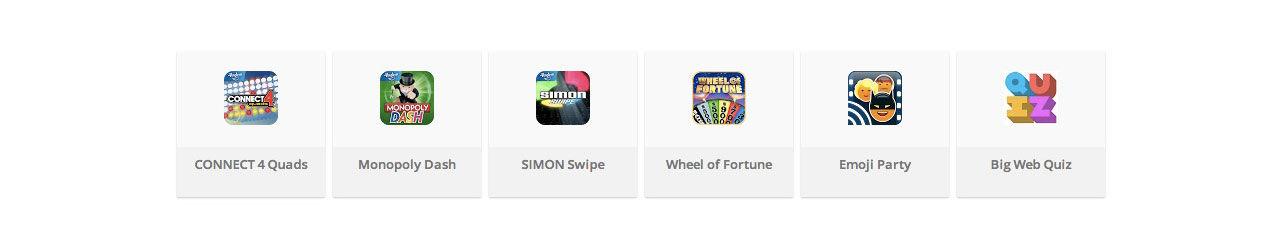 Spela spel med Google Chromecast